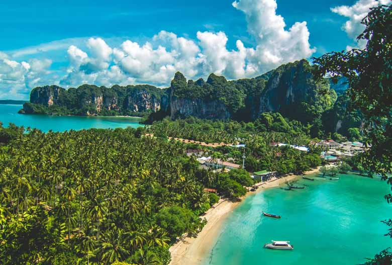 Рейли - тайский полуостров