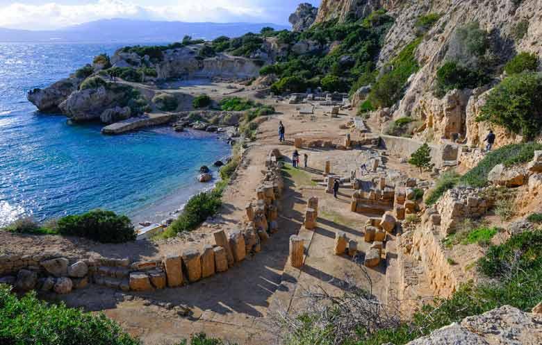 Руины Храма Геры