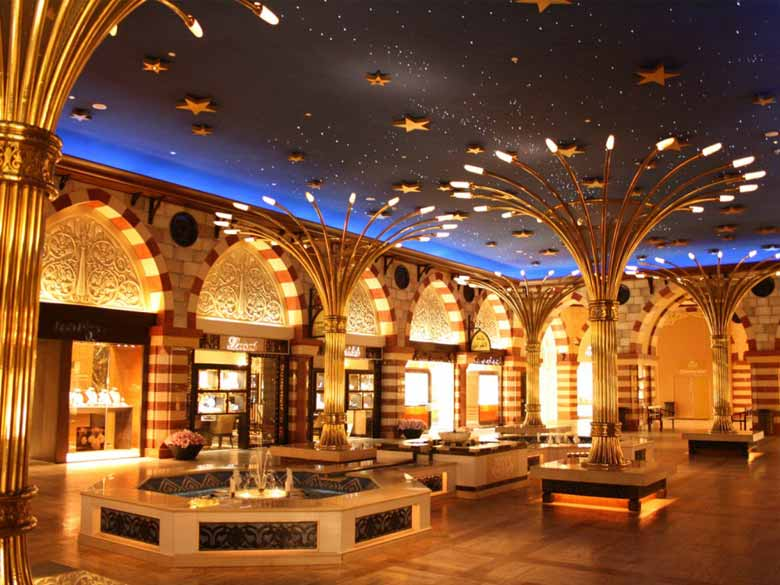 Дубай Молл - шопинг в ОАЭ
