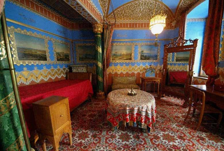 Покои королевы в замке Хоэншвангау