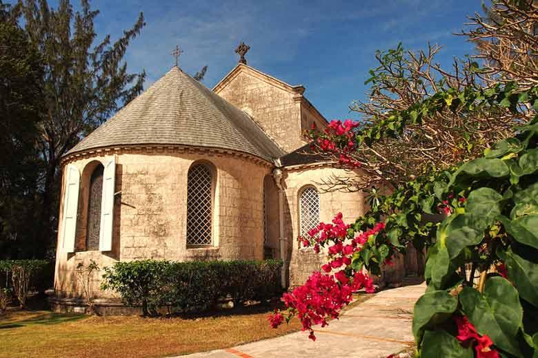 Церковь Сент-Джеймс в Барбадосе