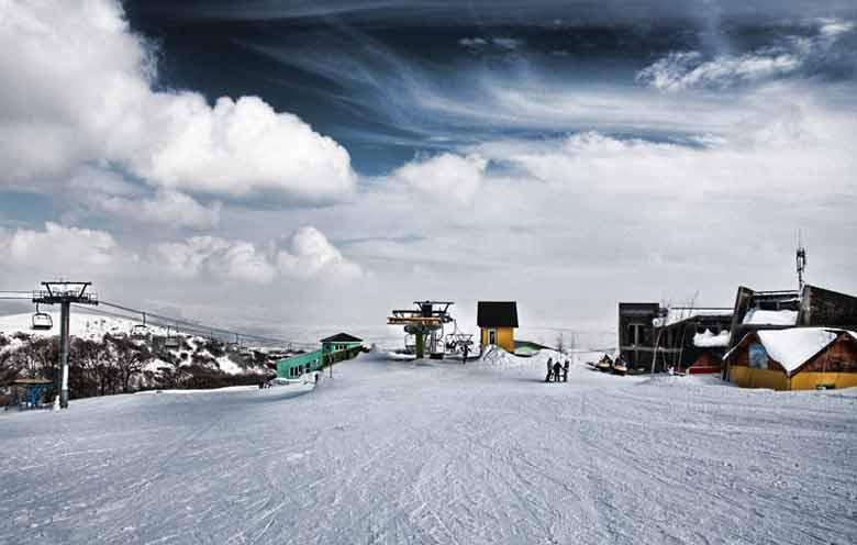 Цахкадзор - горнолыжный курорт