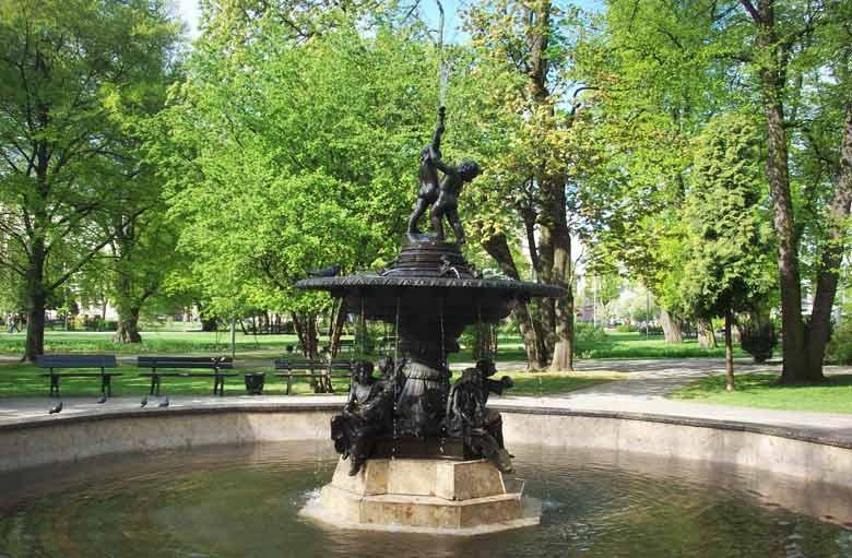 Верманский парк