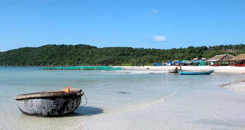 Бай Кхем - пляж на Фукуоке