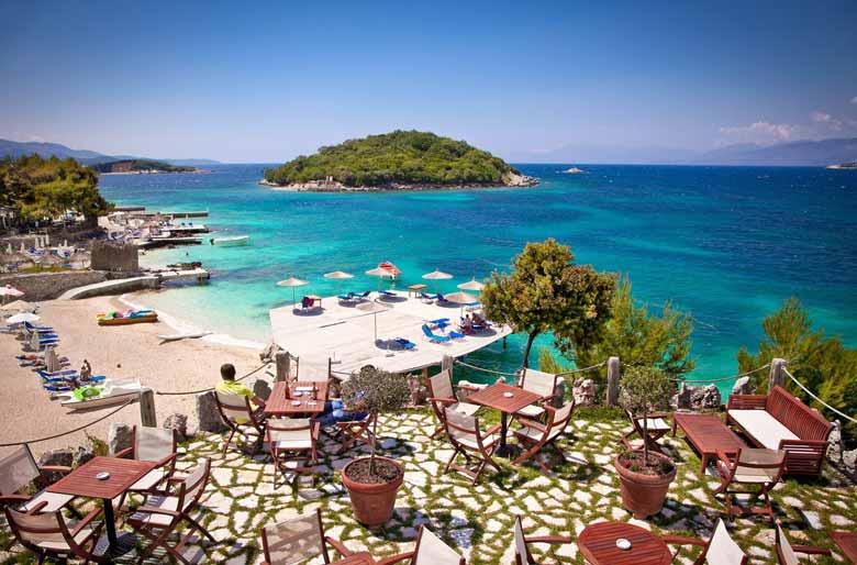Ксамиль - лучший курорт Албании на море