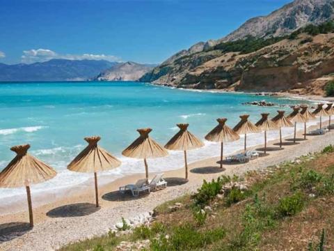 Лучшие пляжи в Хорватии