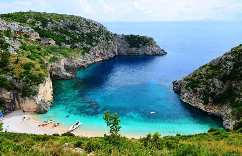 Побережье Адриатического моря - Албания