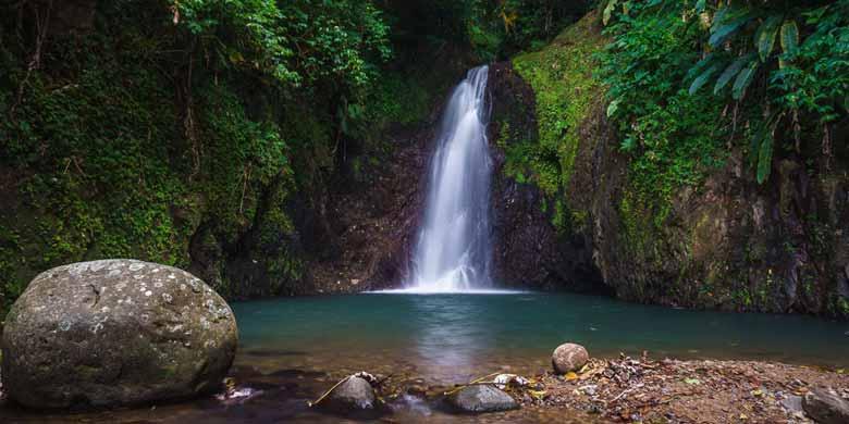 Водопад Семь Сестер