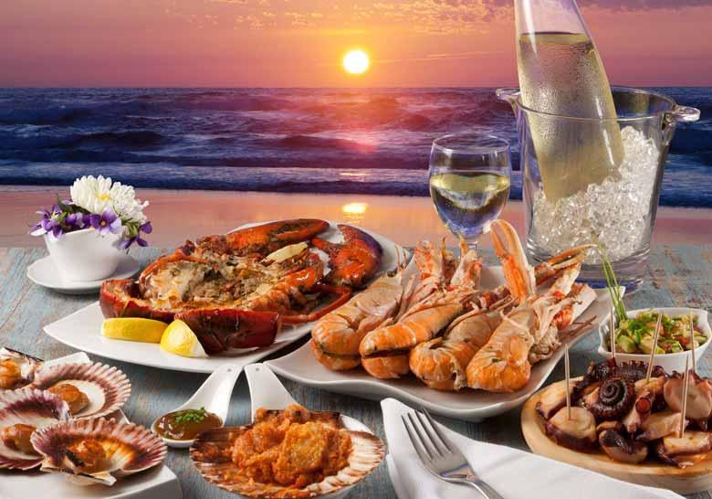 Еда и вино в Крыму