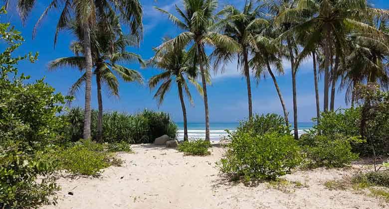 Джангл Бич - пляж в Нячанге