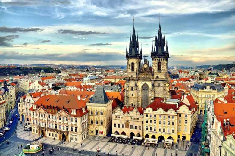 Храм Девы Марии в Праге