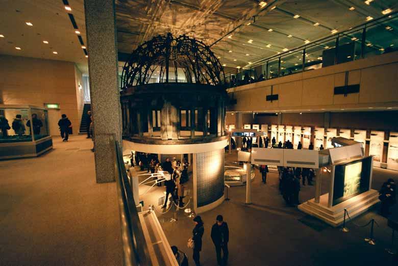 Музей мира внутри
