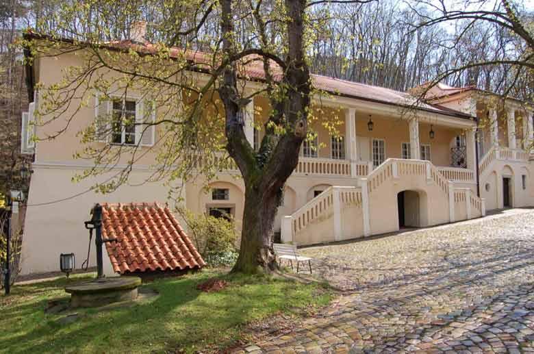 Дом Моцарта в Праге