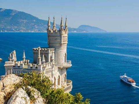 Плюсы отдыха в Крыму