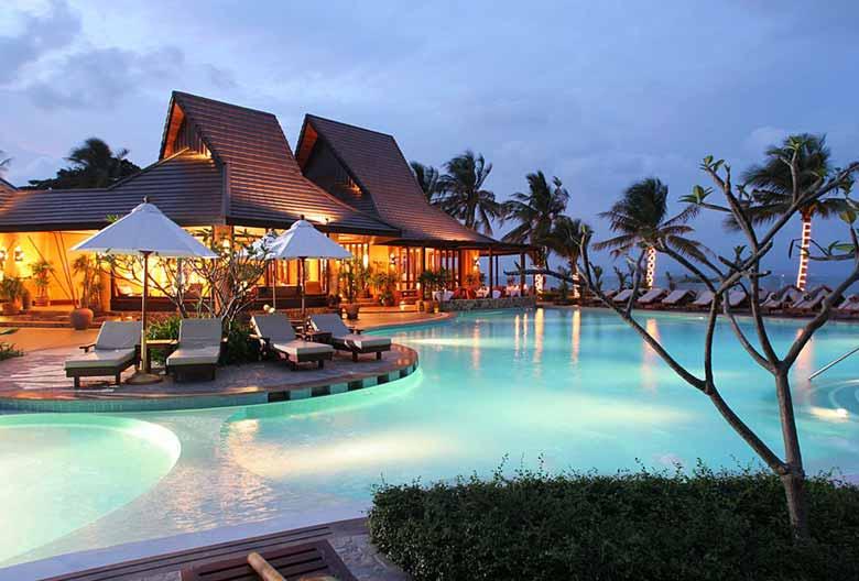 Отель на курорте Самуи
