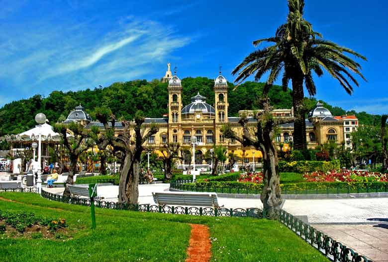 Курорт Сан-Себастьян