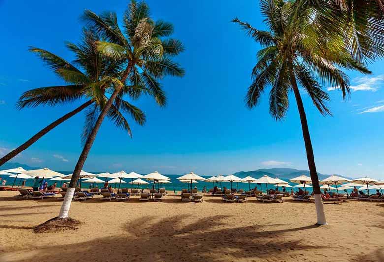 ТОП 5 лучших пляжей в Нячанге
