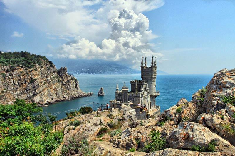 Отдых в Ялте на Черном море