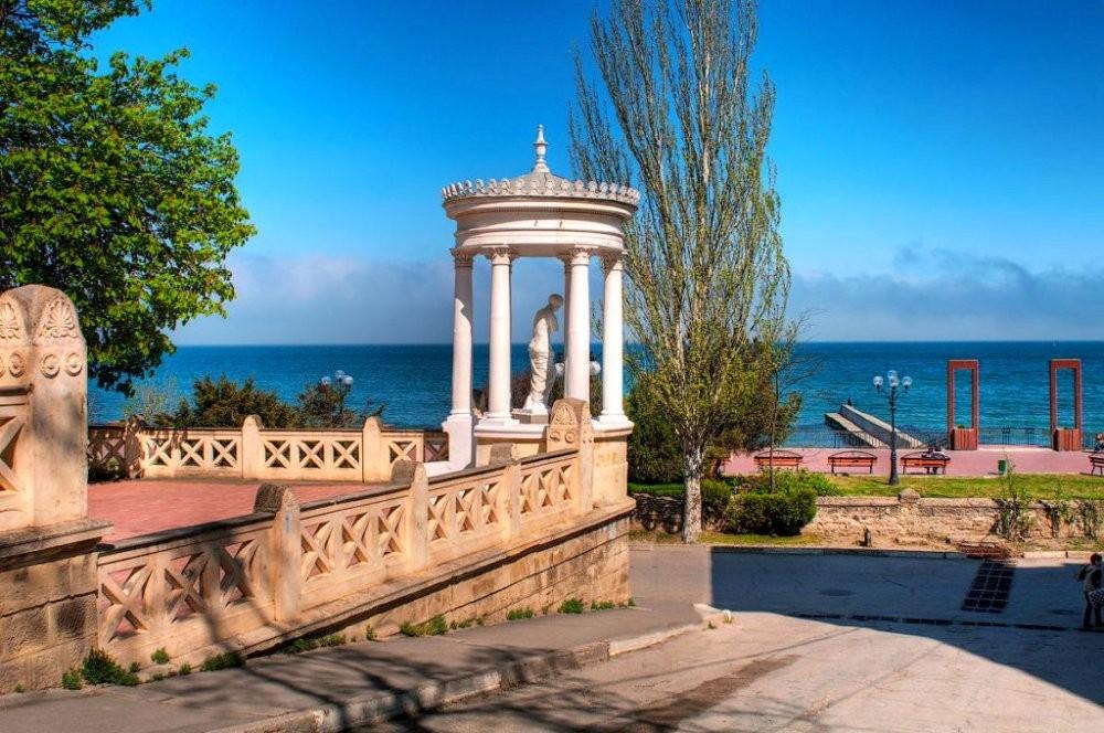 В Феодосию на Черное море
