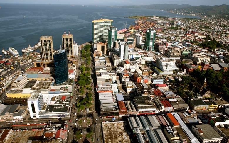 Порт-оф-Спейн - столица республики Тринидад и Тобаго