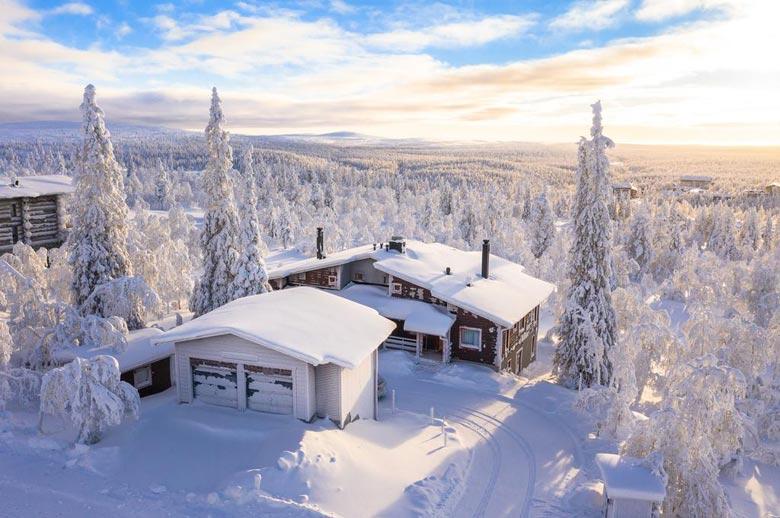 Саариселькя - горнолыжный курорт Финляндии