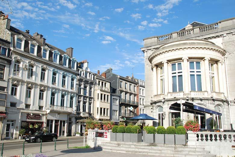 Спа - город в Бельгии