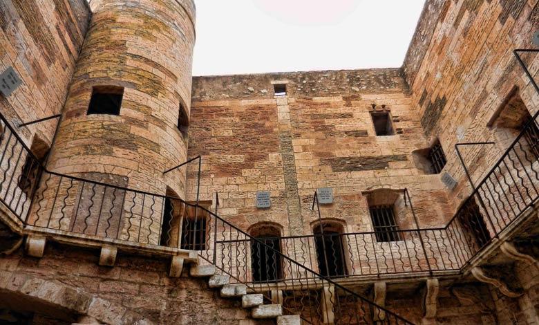 Замок Иф внутри