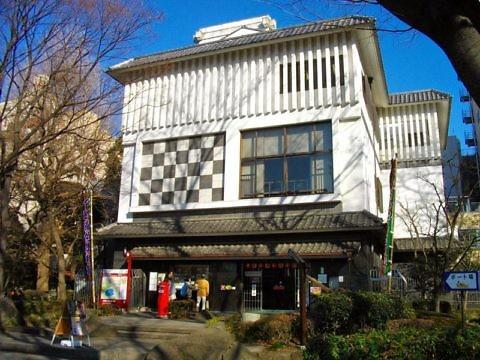 Музей Ситамати в Токио