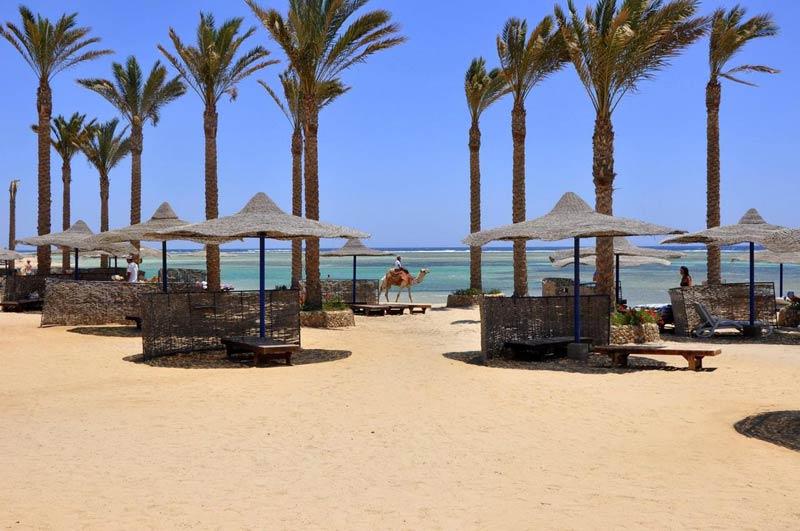 Пляж Абу-Дабаб
