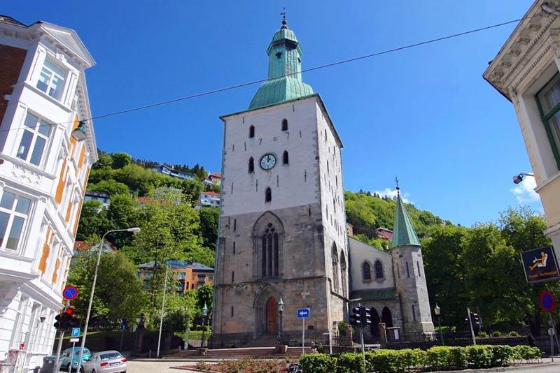 Собор в Бергене