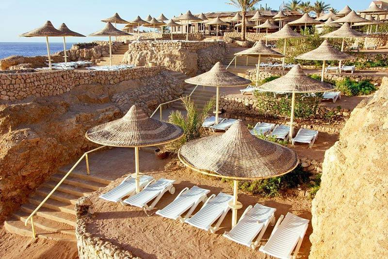 Дрим Бич - пляж в Египте