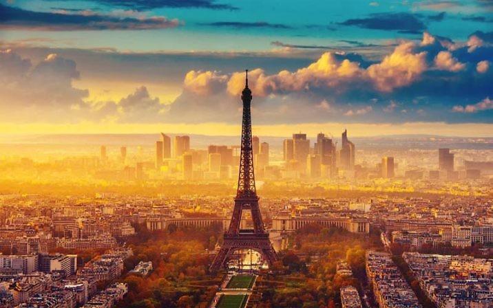 Эйфелева башня: история и описание
