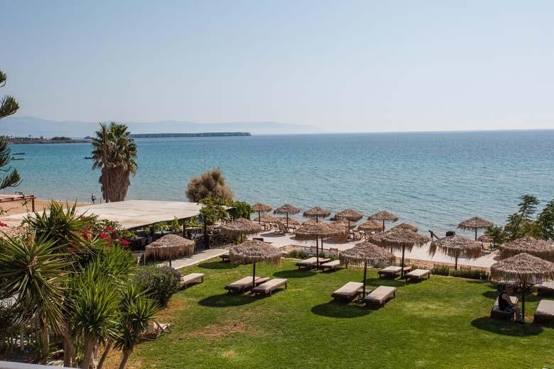Крисси Акти - пляж Пароса