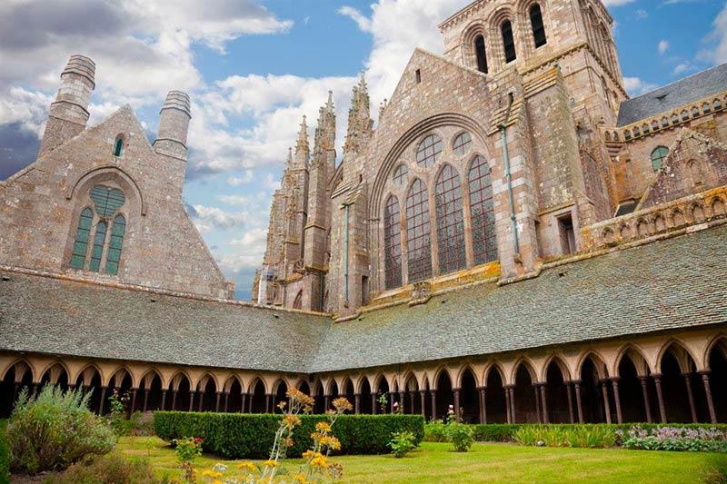 Ла-Мервей - аббатство