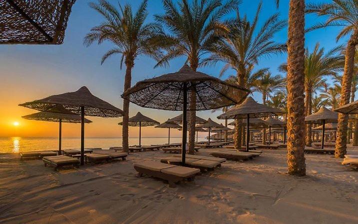 Лучшие пляжи Красного моря в Египте