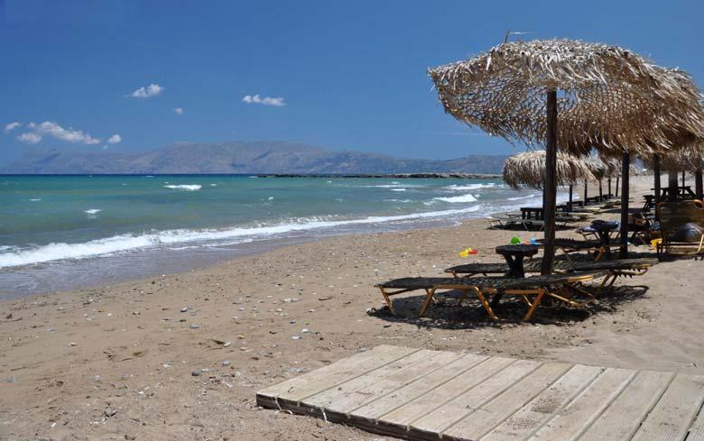 Молос - пляж Пароса