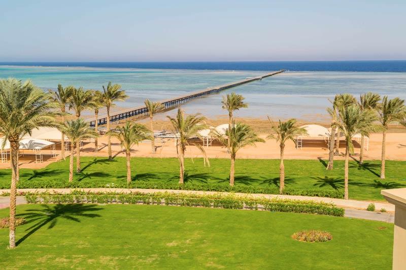 Набк-Бэй - пляж в Египте