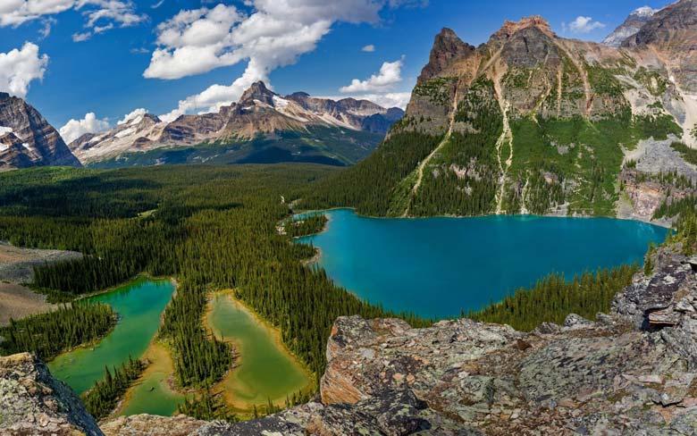 Национальный парк Йохо, Британская Колумбия