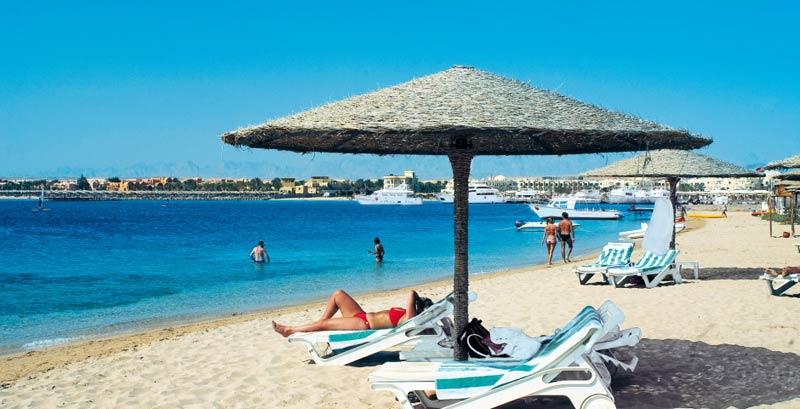 Олд Вик - пляж в Египте