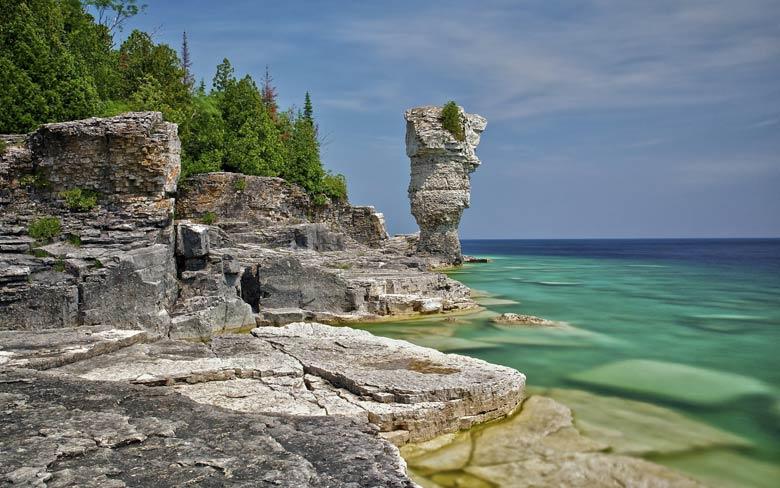 Полуостров Брюс, Онтарио