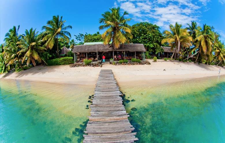 Сент-Мари - курорт Мадагаскара