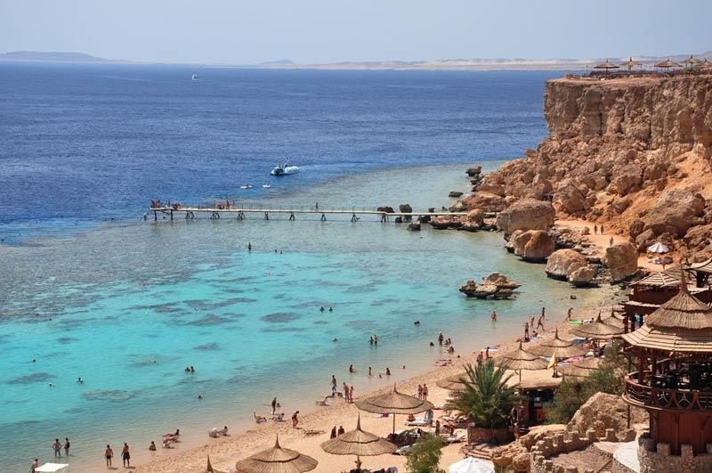 Пляж Шарм-Эль-Майя -Египет