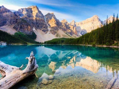 ТОП 10 самых красивых мест в Канаде