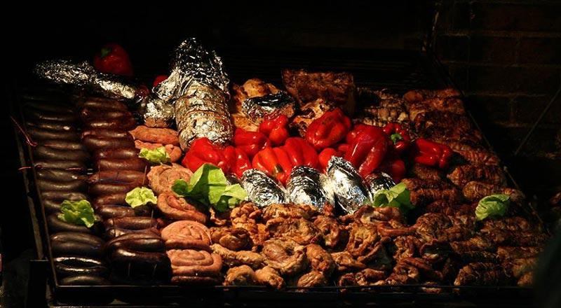 Кухня Уругвая