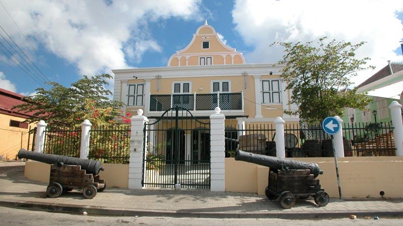 Морской музей, Кюрасао