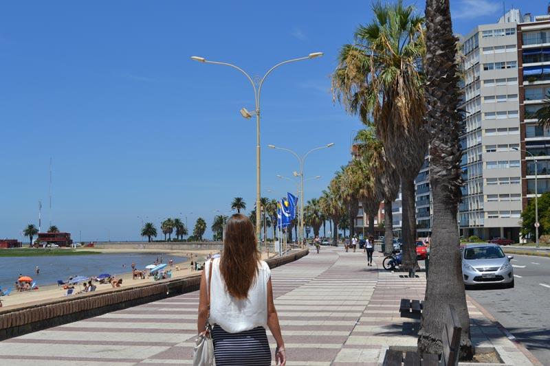 Ла-Рамбла, Уругвай