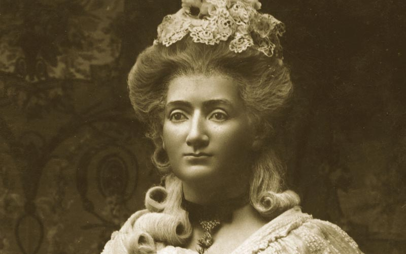 Мадам Тюссо, восковая фигура