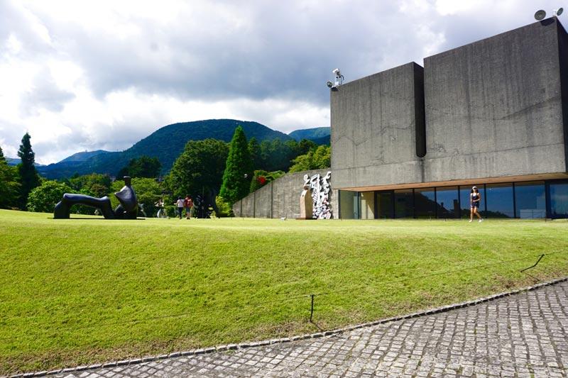 Музей под открытым небом - Хаконе