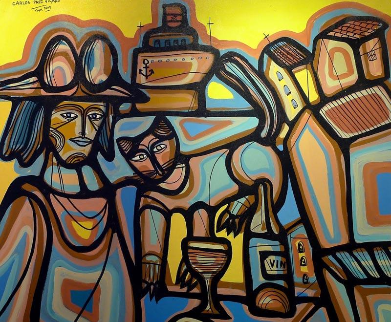 Современное искусство Уругвая
