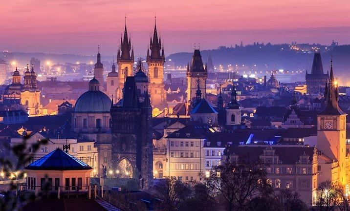 ТОП 10 сказочных мест в Праге